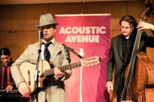 Acoustic Avenue Band Firmenfeier Karlsruhe, Hochzeitsband Stuttgart, Dinnermusik Frankfurt, Live-Band Hochzeit München, Band Karlsruhe