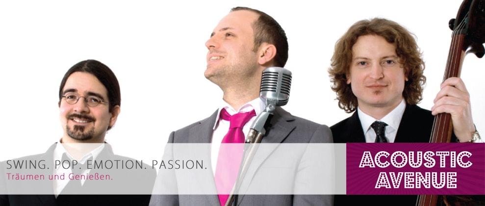Weihnachtsfeier Karlsruhe.Acoustic Avenue Hochzeitsband Akustikband Unplugged Band