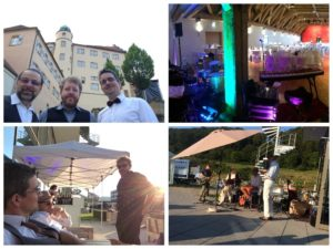 Dinnermusik Firmenfeier, Jazzband Dinnermusik, Akustikband Dinnermusik, Akustiknad Stuttgart, Jazzband Ulm