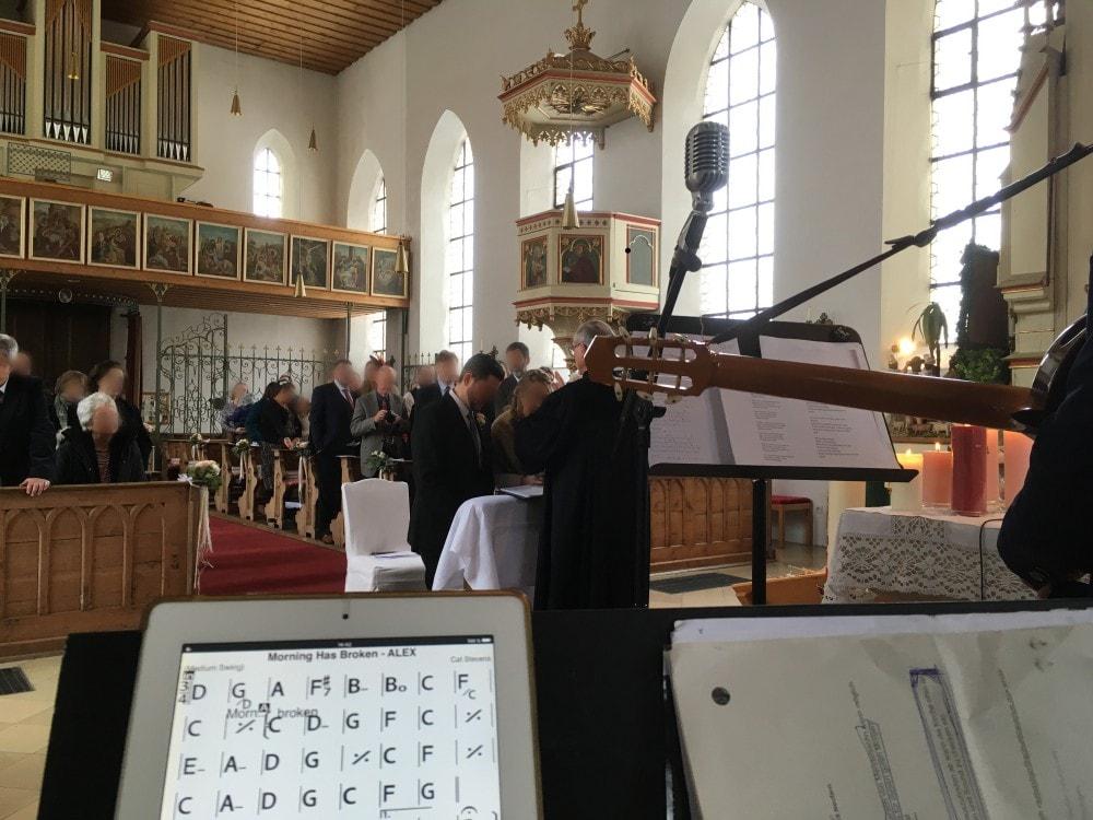 Sanger Fur Die Trauung Nrw Hochzeit Kirche
